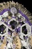 karnevalfebruari för 17 kandidat quee tenerife Royaltyfri Bild