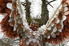 Karnevalfestival - Hallia VENEZIA Arkivbilder