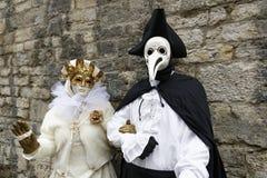 Karnevalfestival - Hallia VENEZIA Arkivbild