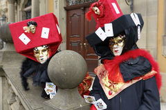 Karnevalfestival - Hallia VENEZIA Royaltyfri Bild
