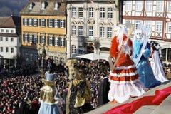 karnevalhalliavenezia Royaltyfri Bild