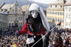 karnevalhalliavenezia Arkivfoton