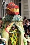 karnevalkull som notting Royaltyfri Bild