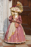 karnevalkvinna Arkivfoton