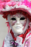 karnevalmanmaskering Royaltyfri Bild