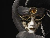 karnevalmaskering Royaltyfri Foto