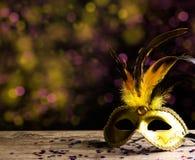 Karnevalmaskering royaltyfri bild
