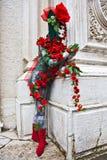 karnevalmaskering venice Royaltyfria Foton