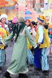 karnevalmaslenitsamoscow ryss 2011 Royaltyfri Bild