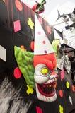 Karnevalorrormaskering 2014 Royaltyfria Bilder