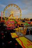 Karnevalplats Royaltyfri Fotografi
