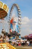 karnevalritt Arkivbild