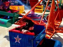 karnevalritt Arkivbilder