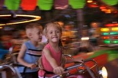 Karnevals-Fahrt Lizenzfreies Stockbild