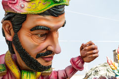 Karnevals-Floss-Dekorationen Lizenzfreies Stockfoto