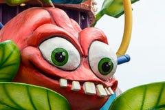 Karnevals-Floss-Dekorationen Lizenzfreie Stockfotos