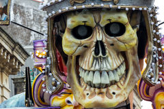 Karnevals-Floss-Dekorationen Stockfotografie