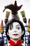 Karnevals-Hin- und Herbewegung Lizenzfreie Stockfotos