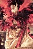 Karnevals-Maske Lizenzfreies Stockbild