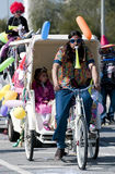 Karnevals-Parade Lizenzfreie Stockfotografie