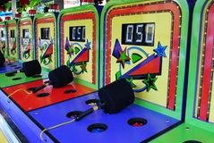Karnevals-Spiel Lizenzfreie Stockbilder