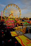 Karnevals-Szene Lizenzfreie Stockfotografie