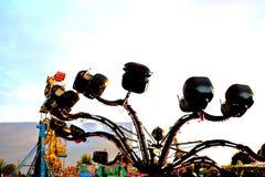 Karnevals-Szene Lizenzfreie Stockbilder
