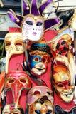 Karnevalsmasken Stockbilder