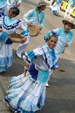 Karnevalsparade Lizenzfreies Stockbild