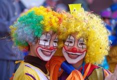 Karnevalsparade - Loule stockfotos