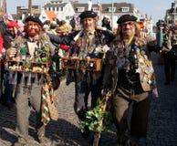 Karnevalsparade von Maastricht 2011 Stockfoto