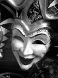Karnevalsschablone Lizenzfreies Stockbild