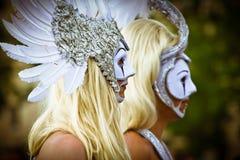 Karnevalsschablonen Lizenzfreie Stockfotografie