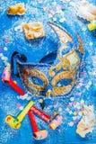 Karnevalszeit! Stockfoto
