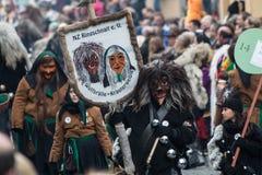 Karnevaltecken Fotografering för Bildbyråer