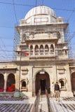 Karni Mata Temple ou templo dos ratos, Bikaner imagens de stock