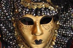 Karnival Luxusmaske Stockfoto