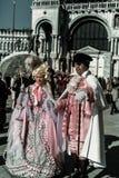karnival的Venezia 图库摄影