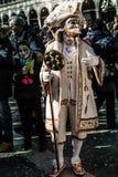 karnival的Venezia 免版税库存图片