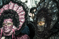 karnival的Venezia 库存照片