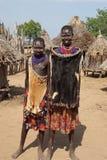 Karo Etiopien, Afrika Royaltyfri Bild
