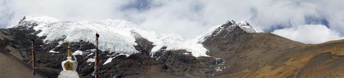 Karola Glacier Photo libre de droits