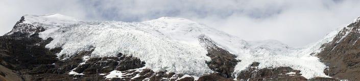 Karola lodowiec Fotografia Stock