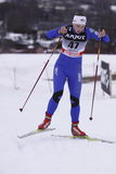 Karolina Grohova - czech cross country sprinter Royalty Free Stock Photo
