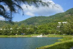 Karon area in Phuket, Thailand Royalty Free Stock Image