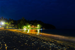 Karon beach Royalty Free Stock Photo