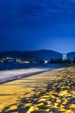 Karon beach Royalty Free Stock Photography