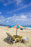 Karon beach 2 Royalty Free Stock Image
