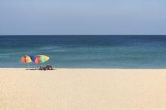 Karon beach. Royalty Free Stock Images