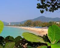Karon beach phuket thailand Royalty Free Stock Photography